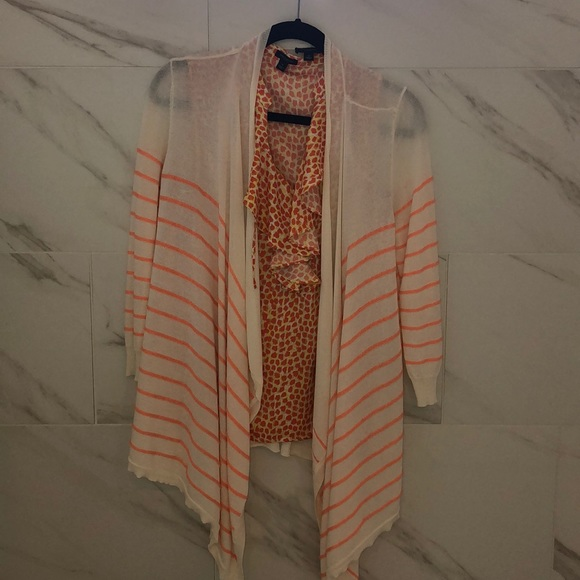 Ann Taylor Sweaters - Ann Taylor Sweater and Tank Top Set